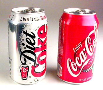 does diet coke cause dehydration
